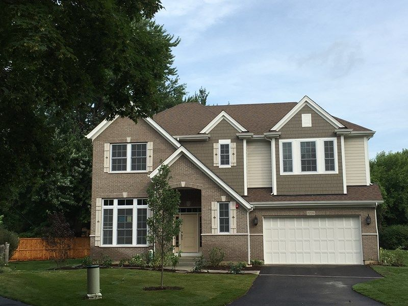 Single Family for Sale at Custom-Built Homes - Hooper 1930 Thoreau Drive North, Suite 160 Schaumburg, Illinois 60173 United States