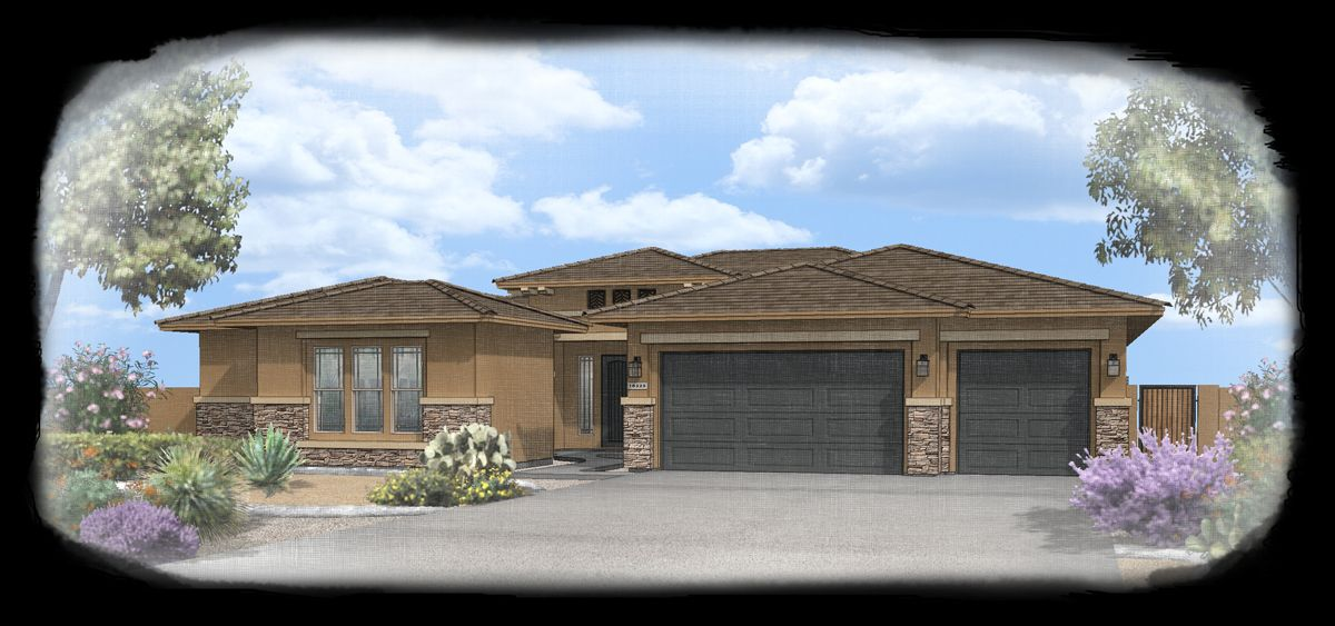 Goodyear condos torremar at portales arizona condos for New home sources
