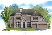 Burleson Ii - Cinco Ranch 80' - Custom Classics: Katy, TX - David Weekley Homes