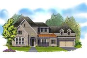 The Lilac - Build on Your Lot - West University/Bellaire: Bellaire, TX - David Weekley Homes