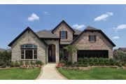 The London - Stonewater Crossing: Frisco, TX - David Weekley Homes