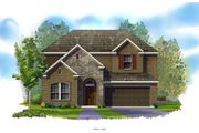 Jewell - Heritage - Elm Fork: Keller, TX - David Weekley Homes