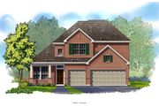 Sophia - Triana 55' & 65' Homesites: Helotes, TX - David Weekley Homes