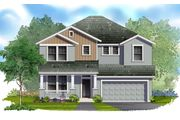Sunburst - Randal Park - Park Homes: Orlando, FL - David Weekley Homes