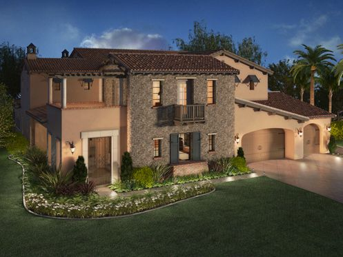 Sedona by Davidon Homes in Los Angeles California