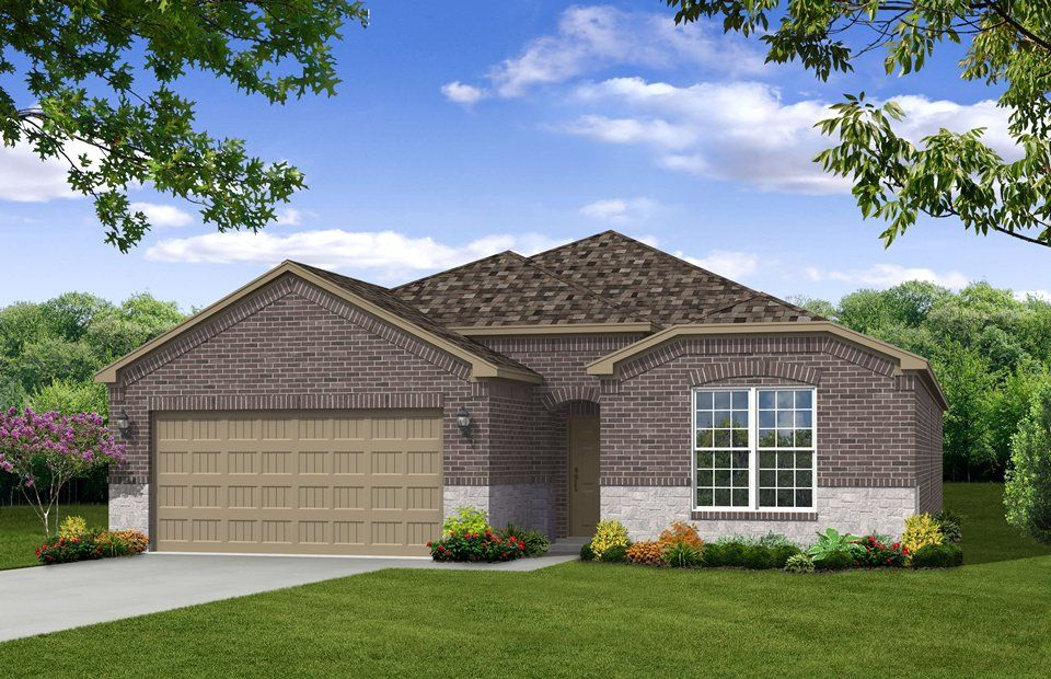 Vernon Hill - Del Webb Sweetgrass: Richmond, TX - Del Webb