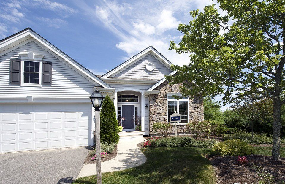 Laurel - Great Island: Plymouth, MA - Del Webb