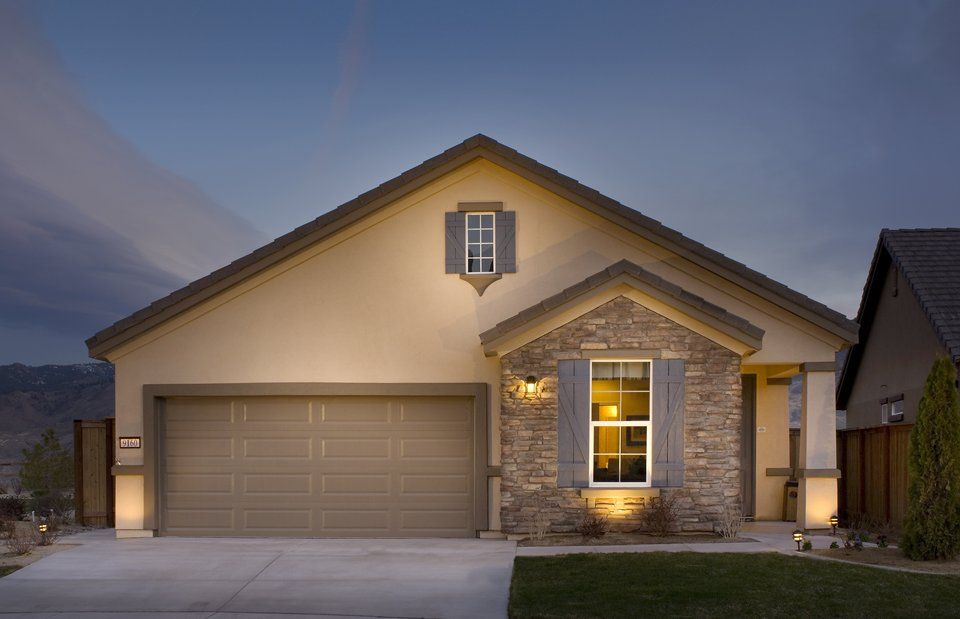 The Washoe - Sierra Canyon: Reno, NV - Del Webb
