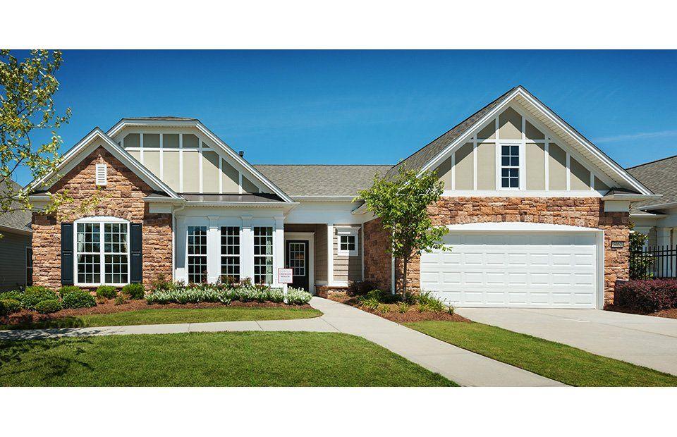 Sun City Carolina Lakes New Homes For Sale