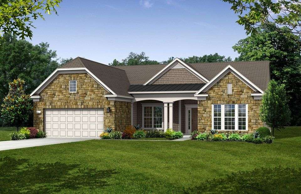 Del webb sun city carolina lakes surrey crest 760624 for Fort mill sc home builders