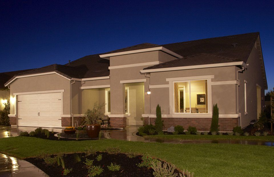The Scholar - Woodbridge: Manteca, CA - Del Webb