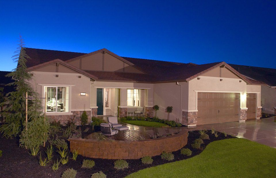 The Portrait - Woodbridge: Manteca, CA - Del Webb