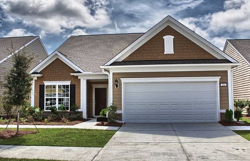 house for sale in The Haven at New Riverside by Del Webb
