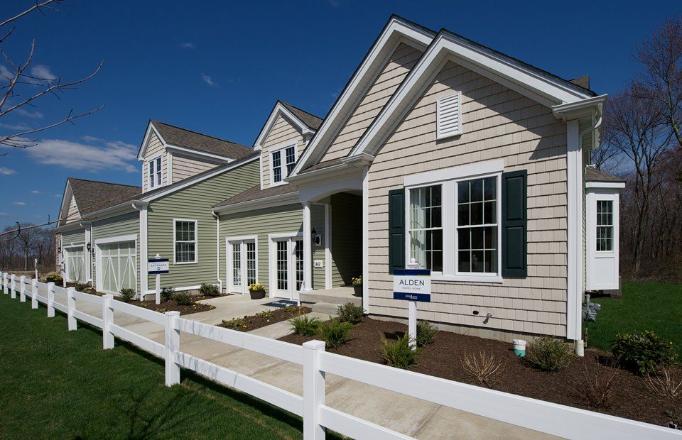 Morgan - Fairview at Oxford Greens: Oxford, CT - Del Webb