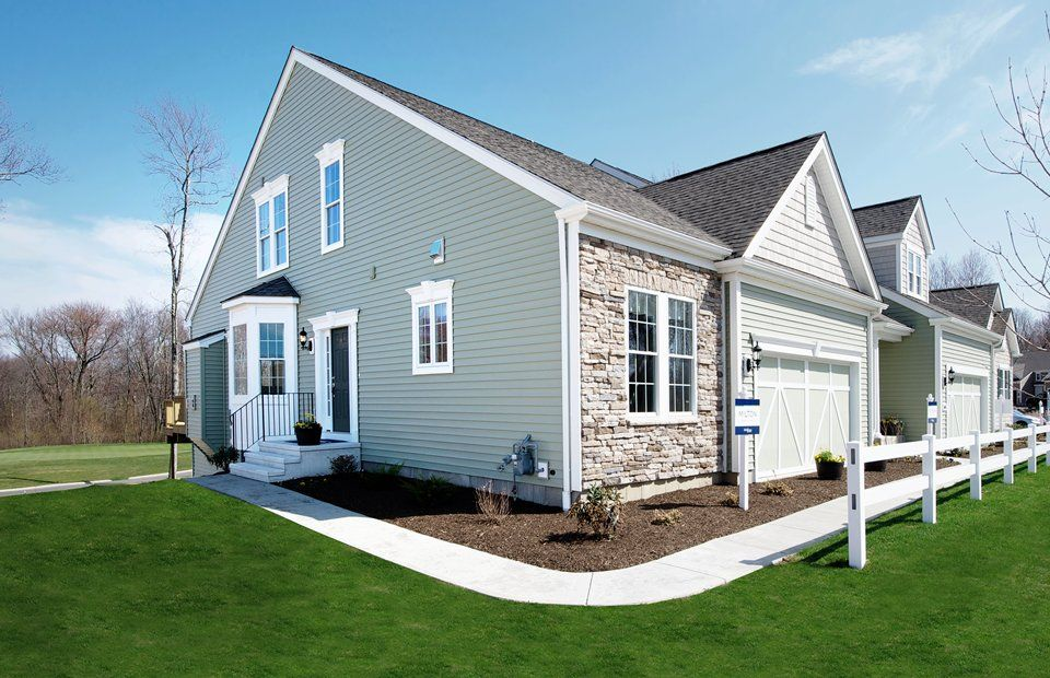 Milton - Fairview at Oxford Greens: Oxford, CT - Del Webb