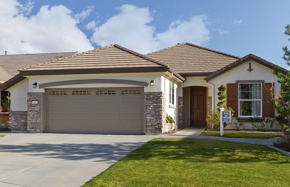 The Northstar - Sierra Canyon: Reno, NV - Del Webb