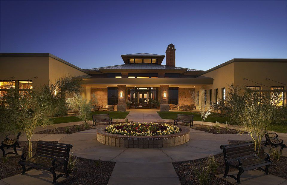 55 Active Adult Retirement Communities In Arizona