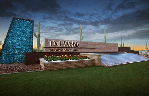 house for sale in Del Webb at Dove Mountain by Del Webb
