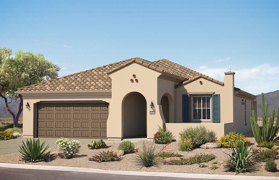 Sanctuary - Del Webb at Dove Mountain: Marana, AZ - Del Webb