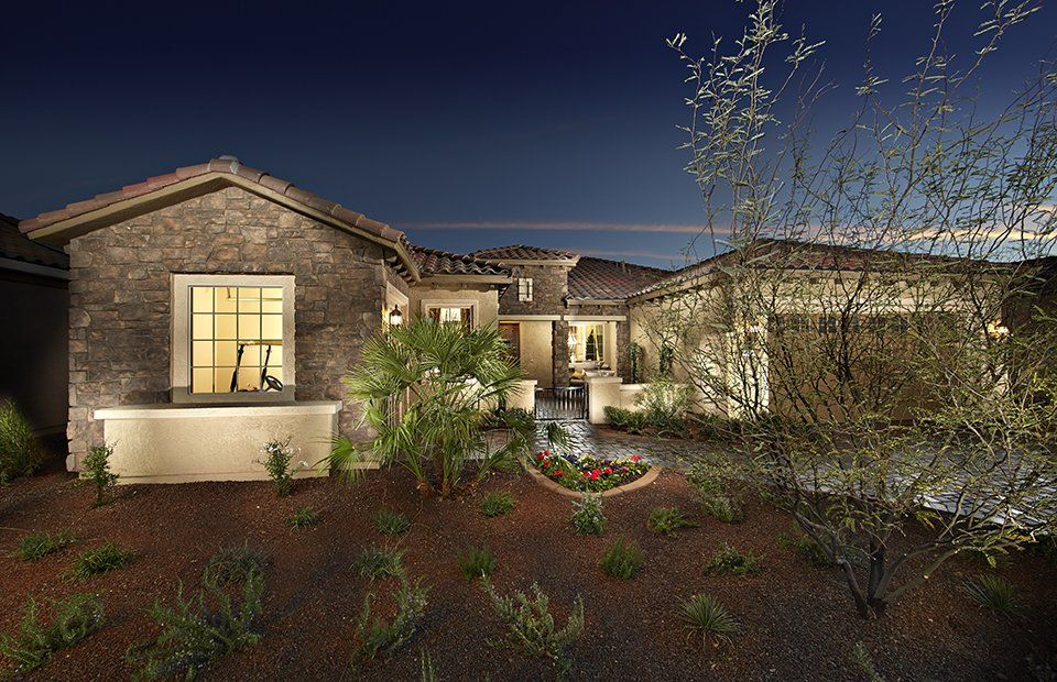 Endeavor - Del Webb at Dove Mountain: Marana, AZ - Del Webb