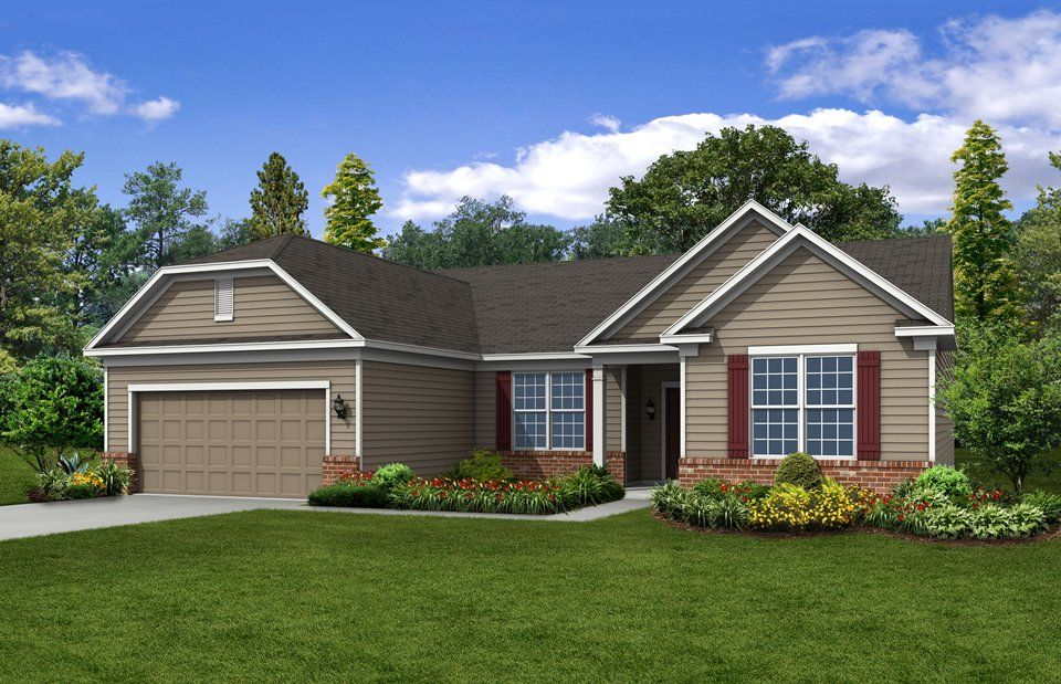 Reflection - Bridgewater: Brownstown, MI - Del Webb