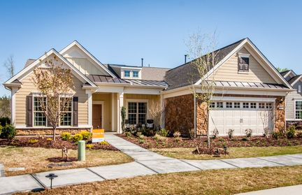 Carolina Arbors By Del Webb In Durham Nc New Homes