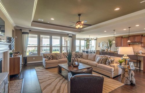 The Village at Tuscan Lakes by Del Webb in Houston Texas