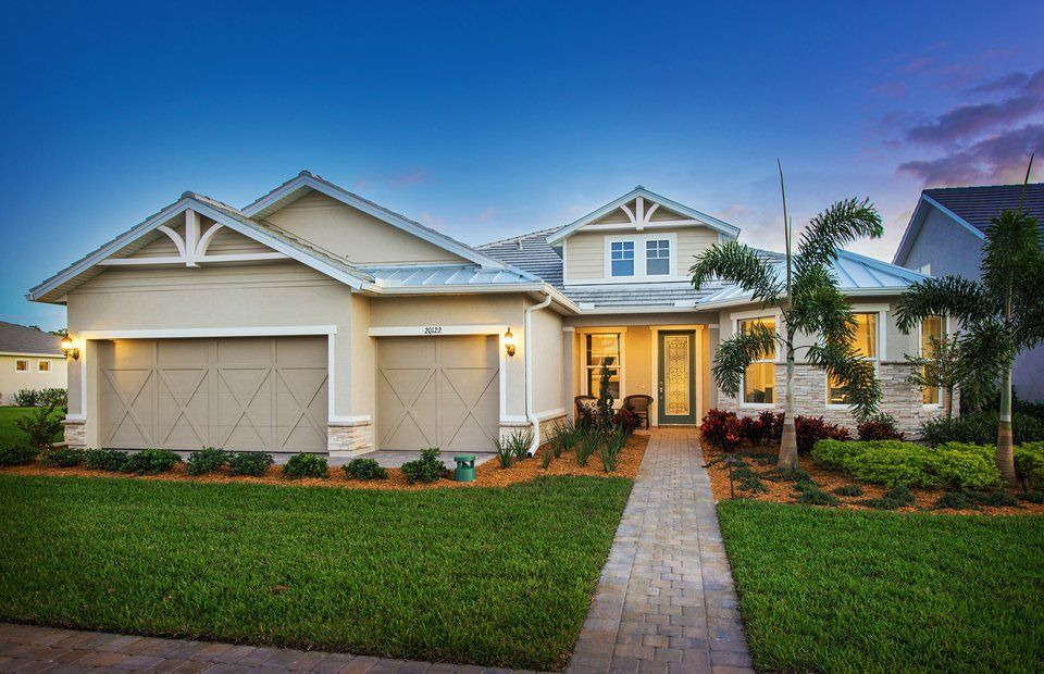 Tidewater by del webb new homes in fort myers fl by del for Tidewater homes