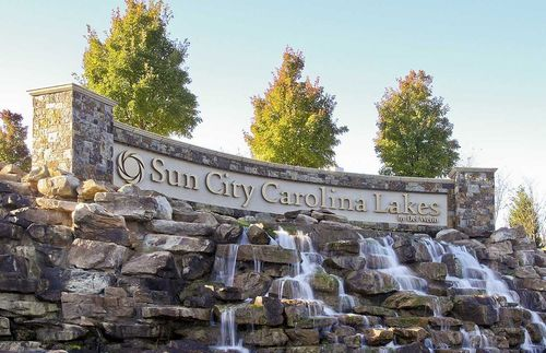 Sun City Carolina Lakes by Del Webb in Charlotte North Carolina