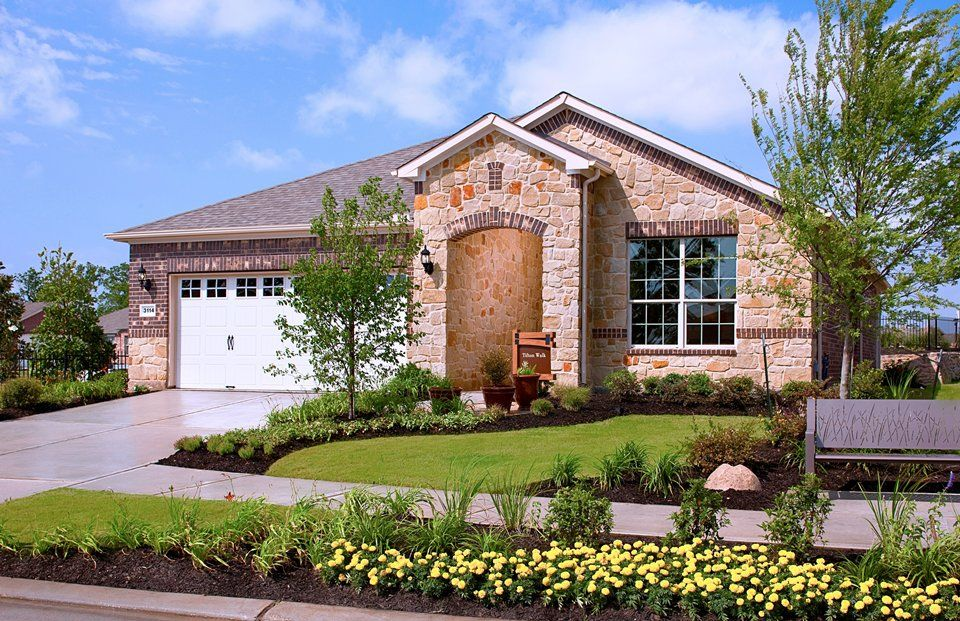 Tifton Walk - Del Webb Sweetgrass: Richmond, TX - Del Webb