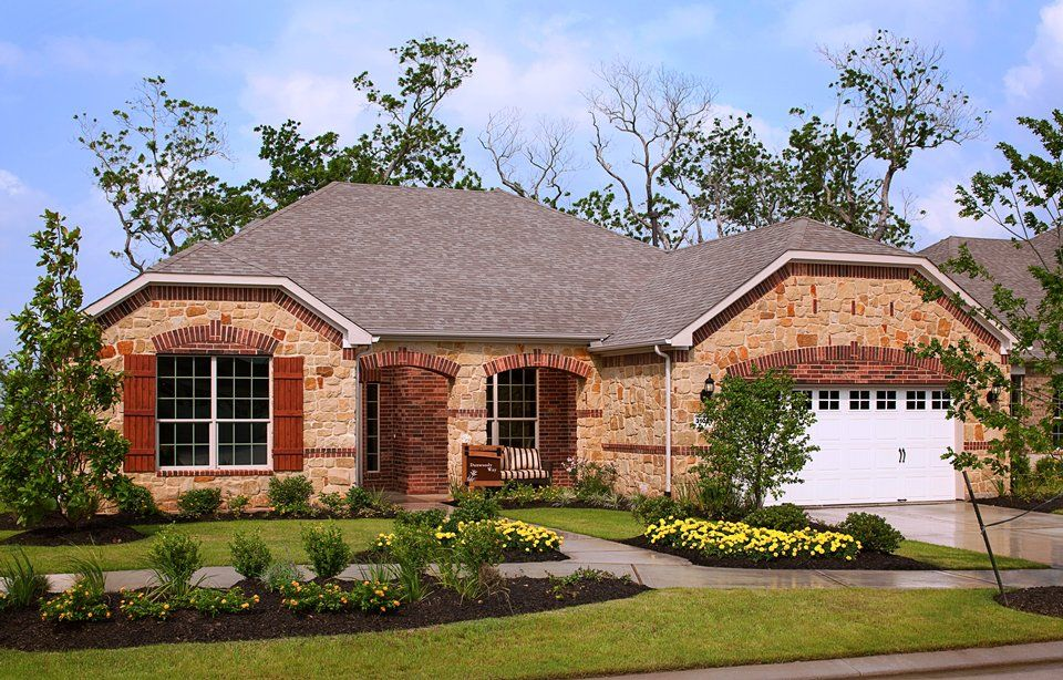 Dunwoody Way - Del Webb Sweetgrass: Richmond, TX - Del Webb