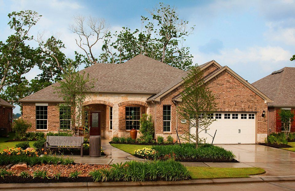 Cumberland Hall - The Village at Tuscan Lakes: League City, TX - Del Webb