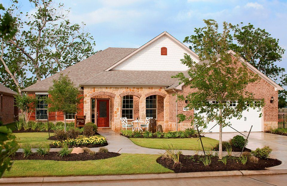 Morningside Lane - The Village at Tuscan Lakes: League City, TX - Del Webb