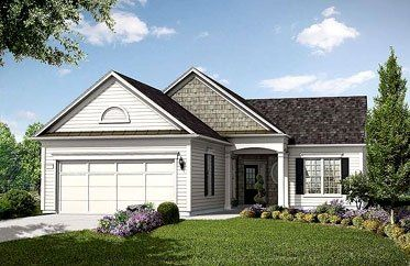 Surrey Crest - Village at Deaton Creek: Hoschton, GA - Del Webb