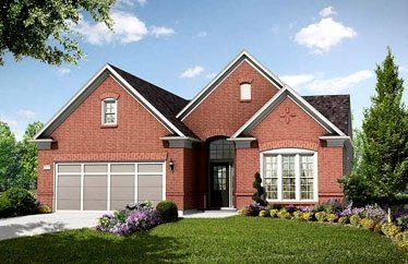 Willow Bend with Loft - Village at Deaton Creek: Hoschton, GA - Del Webb
