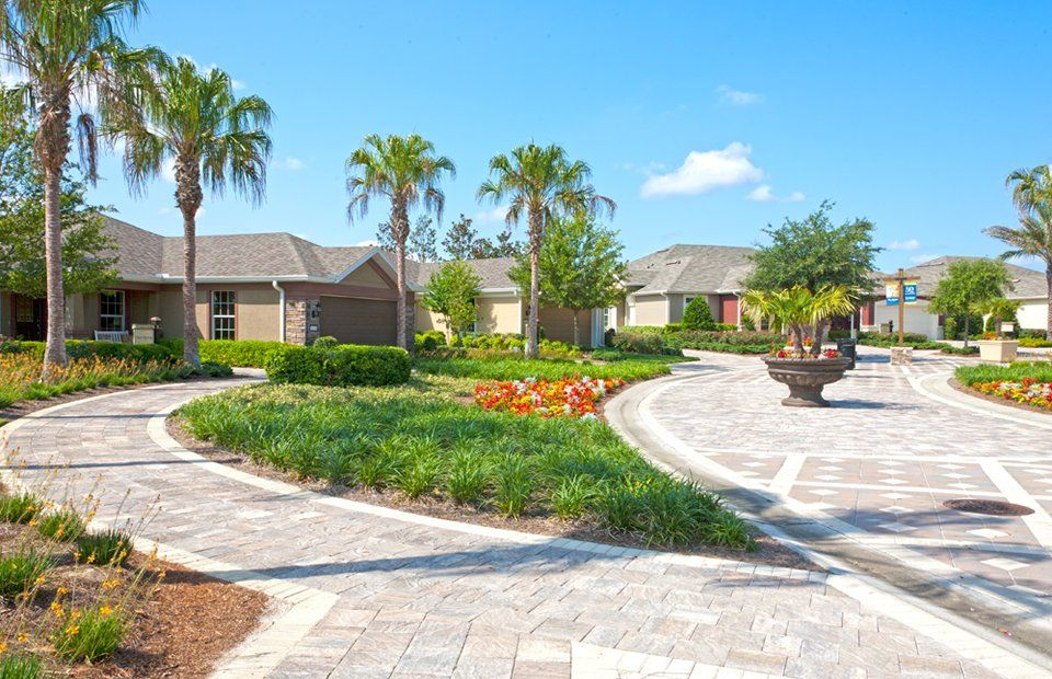 55 active adult retirement communities in lakewood ranch for Landscaping rocks ocala florida