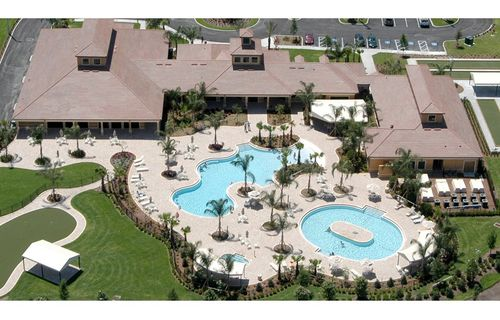 Del Webb Southshore Falls by Del Webb in Tampa-St. Petersburg Florida