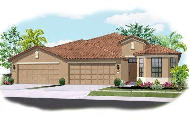 The Beachcomber - Del Webb Southshore Falls: Apollo Beach, FL - Del Webb