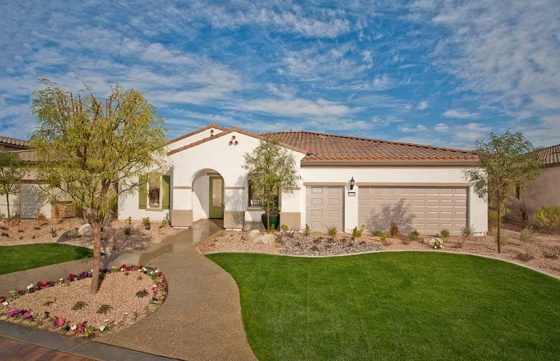 The Connect - Sun City Shadow Hills: Indio, CA - Del Webb