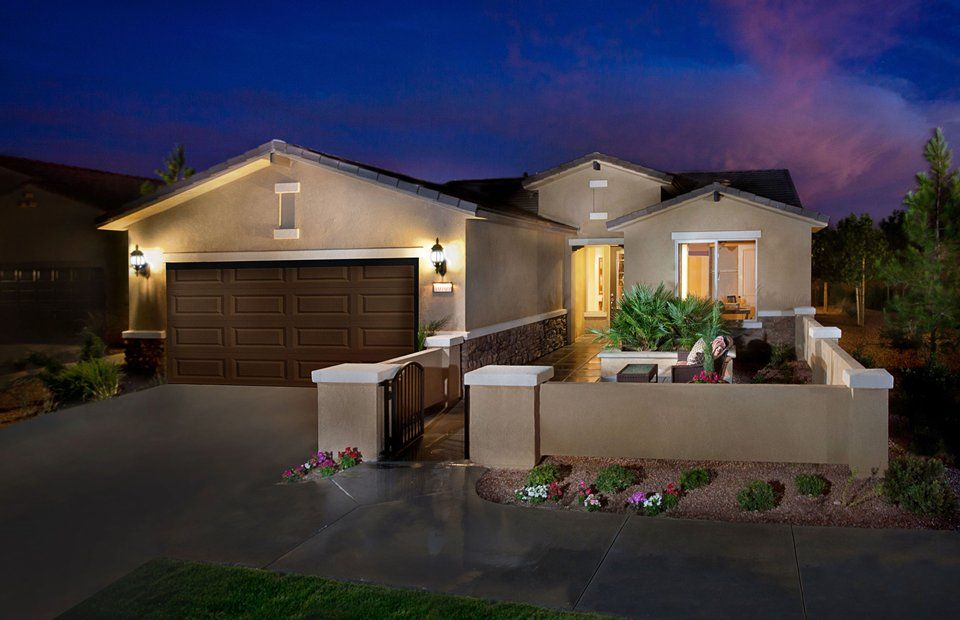 The Serenity - Sun City Apple Valley: Apple Valley, CA - Del Webb