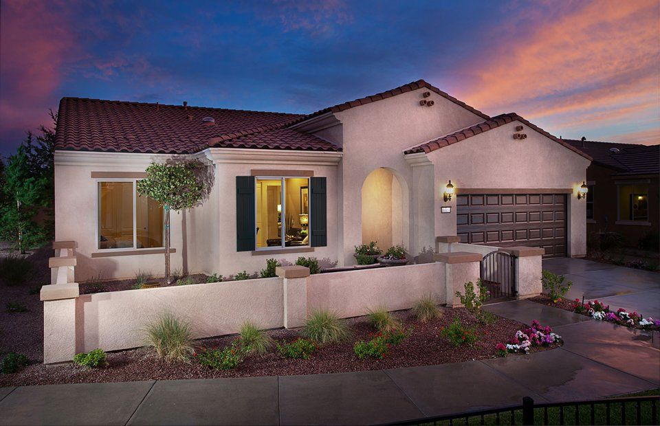 The Haven - Sun City Apple Valley: Apple Valley, CA - Del Webb