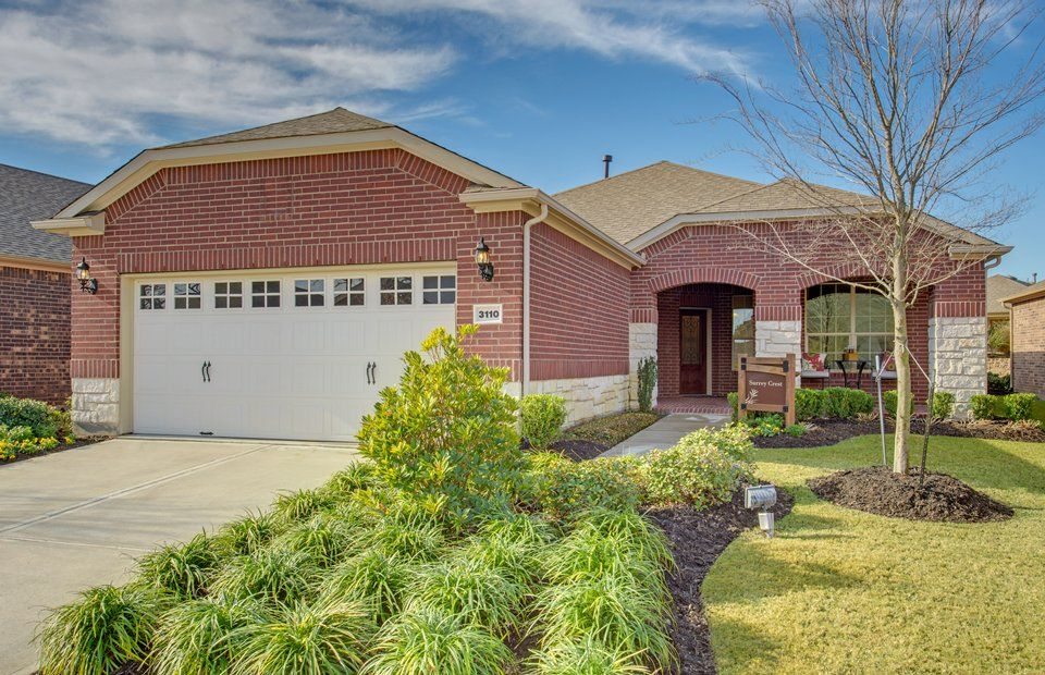 Surrey Crest - Del Webb Sweetgrass: Richmond, TX - Del Webb