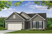 Tifton Walk with Loft - Village at Deaton Creek: Hoschton, GA - Del Webb