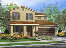 Villa Vista at Diablo Grande by DeNova Homes in Modesto California