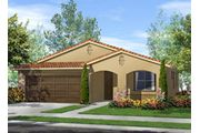 Birch - Villa Vista at Diablo Grande: Patterson, CA - DeNova Homes