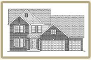 The Thornton II - Addington Village at Wingate: Belleville, IL - Dettmer Homes