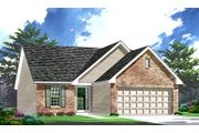 The Chase - 2 Bedrooms - Addington Village at Wingate: Belleville, IL - Dettmer Homes
