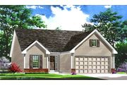 The Chase - 3 Bedrooms - Addington Village at Wingate: Belleville, IL - Dettmer Homes
