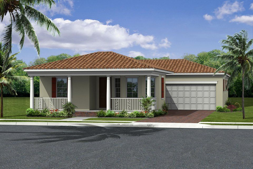 Bay Breeze - Windsor Park at Abacoa: Jupiter, FL - DiVosta Homes