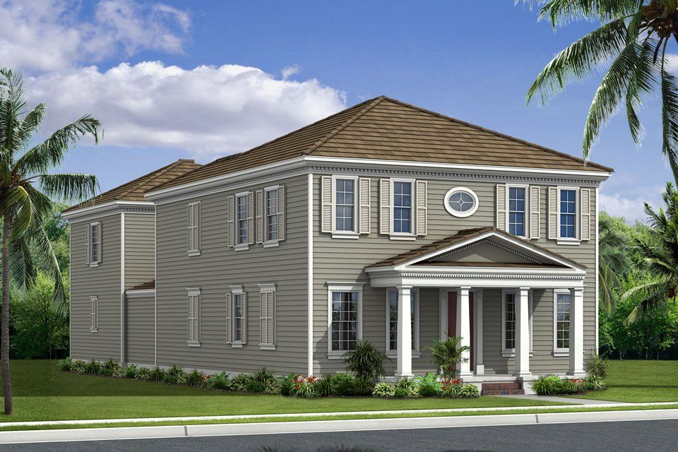 Bay Point - Windsor Park at Abacoa: Jupiter, FL - DiVosta Homes